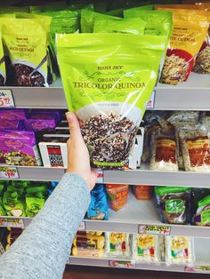 Healthy Snacks To Buy, Healthy Cereal, Snacks For Work, Good Healthy Recipes, Clean Eating Snacks, Get Healthy, Snacks Ideas, Healthy Groceries, Health Snacks