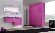 Pinke Wandfarbe – Wie können Sie Ihre Wände kreativ streichen? - pinke wandfarbe ideen wangestaltung mit farbe akzentwand streichen