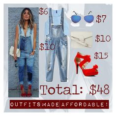 """Outfits Made Affordable- Under $50"" by sierra-alayna on Polyvore"