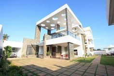 This modern South Indian home celebrates modern style with…