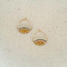 フープピアス(えん) ピアス Slow jewelry ハンドメイド通販・販売のCreema