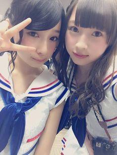 Sae Murase x Yuki Azuma https://plus.google.com/u/0/114433951972746099923/posts/e6QhsFuNUVs