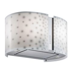 """Wall Range Hood 27"""" Murano Orion LED"""