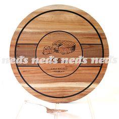 Acacia Cheese Board Round 40cmx1.8cm