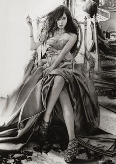 Breathtaking Pencil Portraits by Ken Leei wanna color this and put it on  http://kleurvitality.blogspot.be