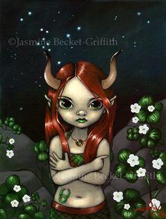 Tauro  - Jasmine Becket-Griffith