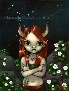 TJasmine Becket Griffith taureau