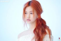 (4) Media Tweets by doyeon pics (@kdoyeonpics) / Twitter Beautiful Red Hair, Most Beautiful Women, Kpop Girl Groups, Kpop Girls, Ulzzang, Daphne Blake, Kim Doyeon, Pre Debut, Korean American