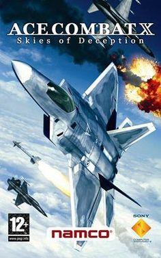 Download Ace Combat X: Skies of Deception (PSP)