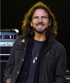 Eddie Vedder - Pearl Jam...love him!