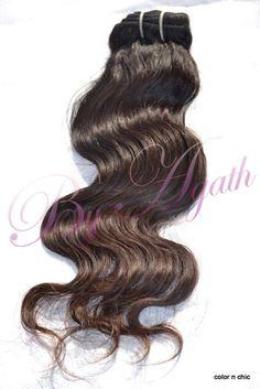 Tissages cheveux naturels semi ondulés