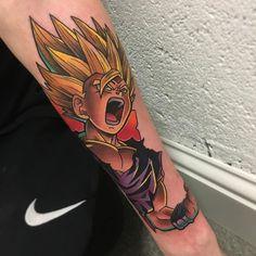 10 Powerful Gohan Tattoos