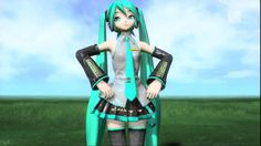 Vocaloid. Hatsune Miku - Ievan Polka. A One of Miku's most famous songs, a polka. It doesn't have words, it's basically just humming xD