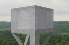 Water Tower,Courtesy of V+