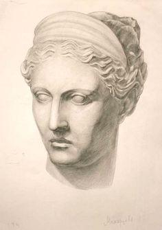 академический рисунок карандашом - Поиск в Google