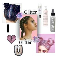 """""""Glitter Baby..."""" by goldenralf ❤ liked on Polyvore featuring beauty, NYX, In Your Dreams, The Gypsy Shrine, philosophy, Stoney Clover Lane and I Know The Queen"""