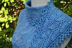 Ravelry: Estonian Dream Shawl pattern by Judy Marples