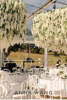 Danielle + Adrian - Marquee wedding by ANNA WANG. Amazing Sydney Wedding styled by Anna Wang #AnnaWang #SydneyWeddings #WeddingStylist #WeddingPlanner #WeddingVenue #WeddingTable