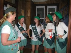 girl scout costume diy girl scout song make new friends