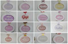 Quadros Ovais P para meninas. http://ciadasartes.divitae.com.br/ http://www.elo7.com.br/cdasartes ciaartes.com.br
