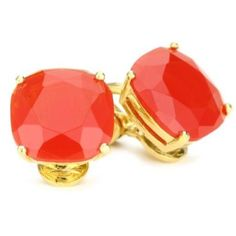 Kate Spade New York Essentialss Small Clip Earrings