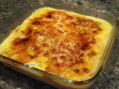 Sweet Potato and Butternut Pumpkin Gratin  #sweetpotatogratin #butternutrecipes #sidedish