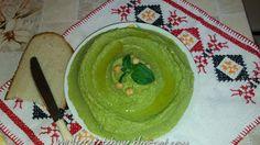 RETETE: Hmus cu mazare verde
