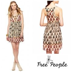 Selling this NWT Free People dress size 8 in my Poshmark closet! My username is: jdenny09. #shopmycloset #poshmark #fashion #shopping #style #forsale #Free People #Dresses