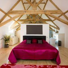 Amazing Der Platz hinter dem Bett im Schlafzimmer Stilvolles Design