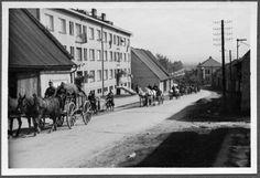 Opočno Street View, Czech Republic, History