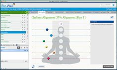 GDV CHAKRA MEASUREMENT http://www.gdvsoftware.com/chakra-measurement/