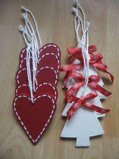 Vianočné ozdoby na stromček / Artmama.sk / Christmas tree decoration