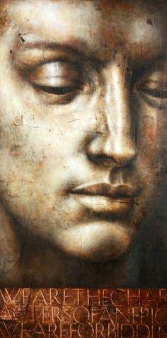 Pam Hawkes   British portrait painter