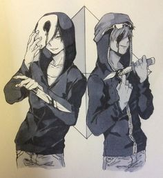 If I would have to pick my husbando...it would be Eyeless jack