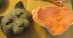 Making Silicone Molds – for Paper Mache Experiment – Ultimate Paper Mache