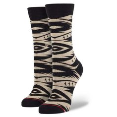 Stance | Chief Cream, Black socks | Buy at the Official website Main Website.