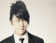 Heechul... Can I have a second bias from super junior? :)