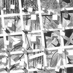 """Franco Purini, #23: Stratificare, Fra #Futurismo e #Metafisica, """"Costruire,"""" 1993"""