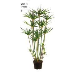 Artificial plant, 5' cypress