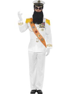 The Dictator Costume at funnfrolic.co.uk - £42.09