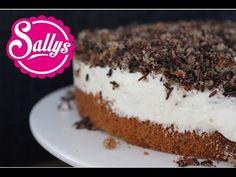 Diplomatentorte - leckere nussig-schokoladige Torte mit Ananas / Sonntagstorte - YouTube