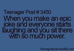 teenager post  #3450 Teen Quotes, Teenager Quotes, Funny Memes, Funny Quotes, Teen Posts, Teenager Posts, Funny Posts, Relatable Posts, Boi