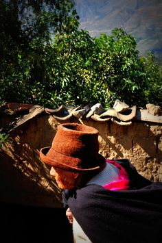 Woman in Huaraz, Peru --- Photo taken by Esmeralda Spiteri