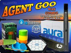 #Agent #Goo #Wax #Essentials #Combo - #Dr #Dabber #Aura + #Accessories #Helenskinz #NZ #Vape  http://www.helenskinz.co.nz/products/agent-goo-wax-essentials-combo-dr-dabber-aura-accessories
