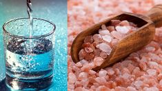 Drinking - 1 teaspoon of himalayan salt to 1 cup of water ounces) first thing in the morning on an empty stomach has many miraculous health bene. Himalayan Salt Benefits, Himalayan Pink Salt, Doctor Advice, Starting Keto, Anti Inflammatory Recipes, Salt And Water, Natural Medicine, Natural Healing, Natural Remedies