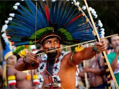 World Indigenous Games - Brazil 2015