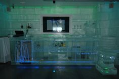 2007. Icebarcelona just born. The first ice bar at the beach in the world!