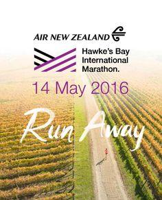 Run away to the Hawkes Bay International Marathon