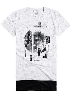 Gostei deste produto do Portal Posthaus! Camiseta Slim Malwee