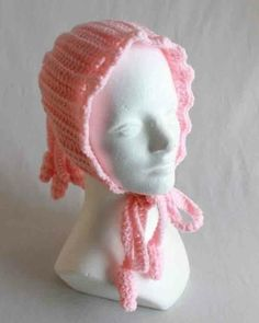 Watch Our Ponytail Hat Crochet Pattern Review!   Edited by: Fran Grams Skill Level: Easy Size: One size fits most children. Materials: Worsted Weight Yarn: MC